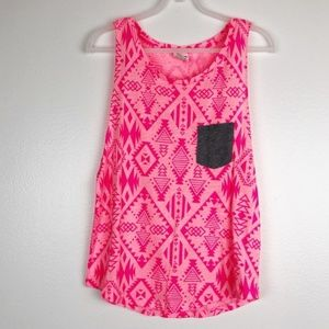 PINK by Victoria's Secret VS Racer Back Tank Top